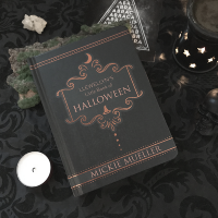 "Mickie Mueller - ""Llewellyn's Little Book of Halloween"""