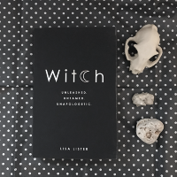 "Lisa Lister ""Witch. Unleashed. Untamed. Unapologetic"""